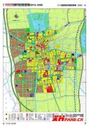 兴化市城市总体规划
