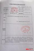 兴化莲溪公馆二期12#15#16#商品房价格备案一房一价公示